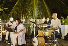 Bali Bossa Trio, Sound System, Lighting, Screen  by BALI LIVE ENTERTAINMENT