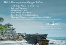 Bali Prewedding Trip by Dfleur Photography