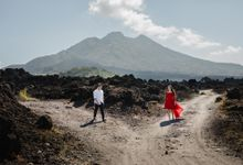 The Volcano Bali by Maxtu Photography
