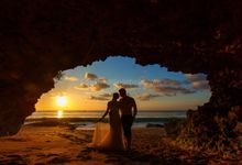 Full Day Pre Wedding of Maria and Sebastian by D'studio Photography Bali