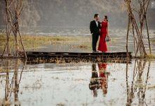 Prewedding of Rivian and Eva by Bernardo Pictura