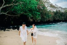 Prewedding Nicholas + Jeanne by Bali Red Photography