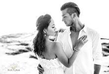 Sebastien & Marie Bali Prewedding by Bali Pixtura