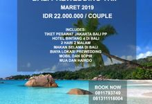 Bali Prewedding Trip 2019 by GoFotoVideo