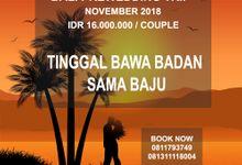 Private Prewedding Trip Bali November 2018 by GoFotoVideo