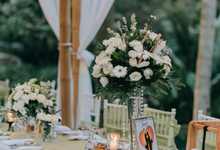 Wedding at Kayu Manis in Ubud by Bali Tie d' Knot