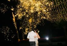 Wedding at Villa Cahaya in Sinaran Surga by Bali Tie d' Knot