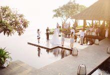 Bvlgari Resort, Bali Wedding by Stepan Vrzala