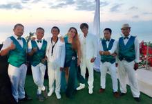 Wedding @Ayana  by BALI UNO BAND