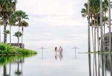 Bali Wedding at Alila Uluwatu by Gusmank Wedding Photography