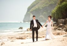 Karma Kandara & Bvlgari Resort Bali - Cindy & Tommy by Iwan Photography