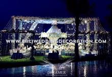Carousel Wedding by Bali Wedding Decoration