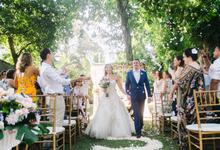 Sarah & Gerome  by BALI WEDDING FORYOU