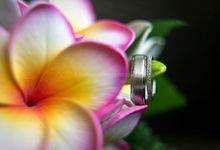 Renae and Mark Wedding Photography at Bali Garden Beach Resort by D'studio Photography Bali