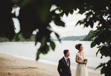 Beach Wedding at Plataran Komodo Resort and Spa by Plataran Indonesia