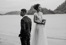 Beach Wedding at Plataran Komodo Resort and Spa by Plataran Indonesia