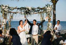 WEDDING DI BALI by Maxtu Photography