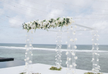 Aaron and Justine Wedding by Bali Wonderful Decor