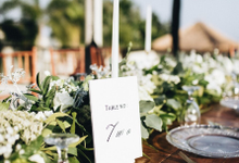Brian and Yi Wedding by Bali Wonderful Decor