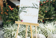 Ashleigh and Ryan Wedding by Bali Wonderful Decor