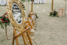 Sean and Tammy Wedding - in Beauty and The Beast  by Bali Wonderful Decor
