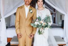 Debora and David Wedding  by Bali Wonderful Decor