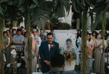 Andry and Hanna Wedding  by Bali Wonderful Decor