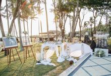 Afaku and Ling Wedding by Bali Wonderful Decor