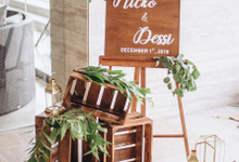 Nicko and Dessi Wedding by Bali Wonderful Decor