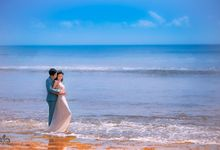 Bali Prewedding xinxin and jack by Therudisuardi
