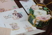Sheryl & Shotaro by Bali Wedding Paradise