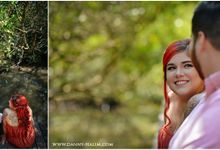 Prenuptial Photography in Bali by Danny Halim Productions