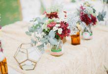 Surya & Grace Wedding - Bali Wedding Photography by The Deluzion Visual Works