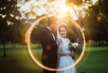 Surya & Grace Wedding - Bali Wedding Photography by The Deluzion Visual Works