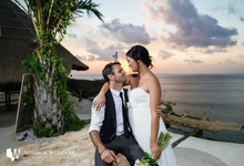 Michelle and Eli by Lombok Wedding Photography