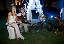 Kelly & Adam by Bali Wedding Production