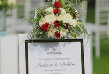 Andrew & Debbie by Astagina Resort Villa & Spa Bali