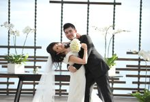 Bridal Makeup for Rong and Elin by Wei Makeup Artist