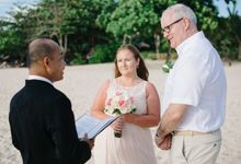 Renewal Vows Michelle & Dermot by Bali Red Photography