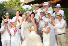 Daniel & Sandra by Bali Wedding Production