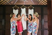 Jason & Nicole by Bali Wedding Production