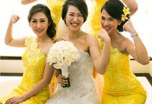 LIS & KHINE by Bali Wedding Production