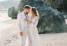 Bali beach wedding inspiration by Stepan Vrzala