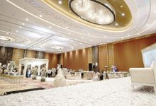Grand International Concept Wedding by Skenoo Hall Emporium Pluit by IKK Wedding