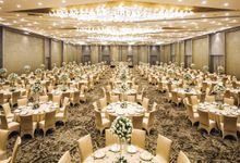 Marquis Grand Ballroom by The Marquis Events Place