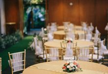 The Wedding Ita & Petri by AVIARY Bintaro