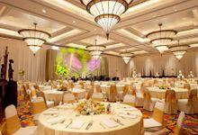 Wedding at Kecak Ballroom by Conrad Bali
