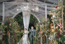 Bambang & Stephanie Wedding by ANTHEIA PHOTOGRAPHY
