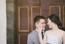 B &  I Prewed Album by Fratello Photography