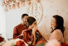 Bisma & Marlene Engagement by SYV Studio